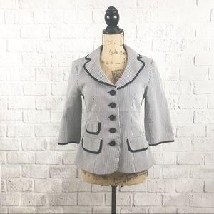Nanette Lepore women's  fitted blazer